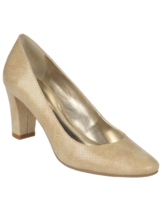 Etienne Aigner Shoes, Haven Pumps Women's Shoes