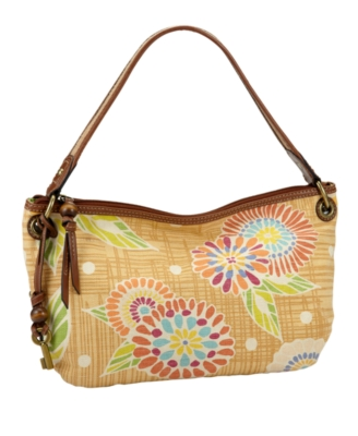 Fossil Handbag, Cabo Top Zip Shoulder Bag