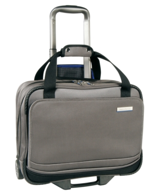 Perry Ellis Business Case, Bloomfield Rolling - Travel Bags