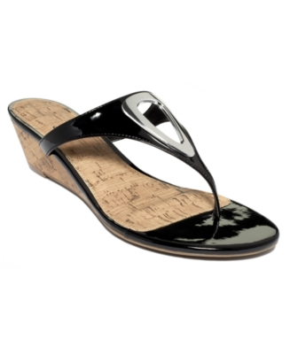 Impo Shoes, Galo Wedge Sandals Women's Shoes