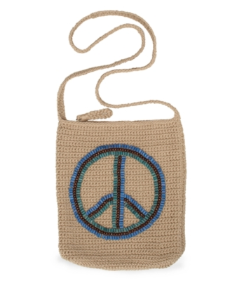 The Sak Handbag, Casual Peace Crossbody Bag