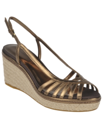 Etienne Aigner Shoes, Posey Wedges Women's Shoes - Etienne Aigner