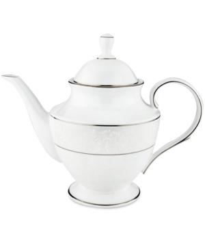 Lenox Dinnerware, Opal Innocence Teapot