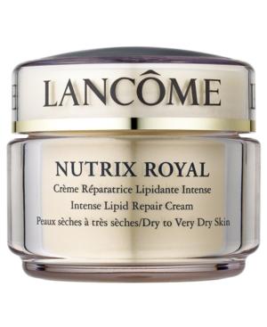 Lancôme NUTRIX ROYAL Intense Lipid Repair Cream, Dry to Very Dry Skin, 1.6 Oz.