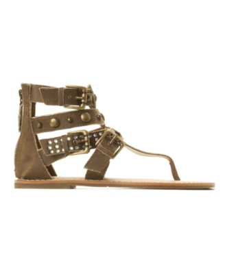 Guess Shoes, Science Gladiator Sandals Women's Shoes