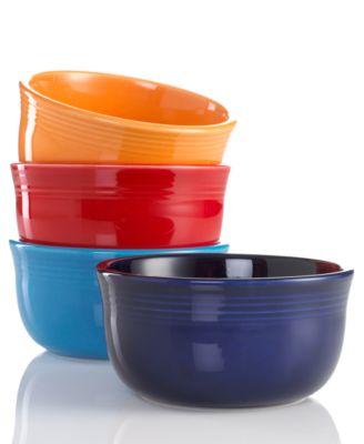 Fiesta Dinnerware, 24 oz Gusto Bowl