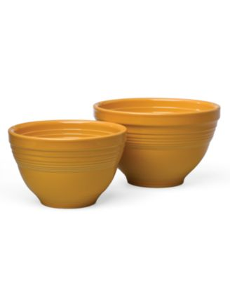 Fiesta Set of 2 Baking Prep Bowls