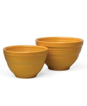 Fiesta Mixing Bowls, Set of 2 Baking Prep