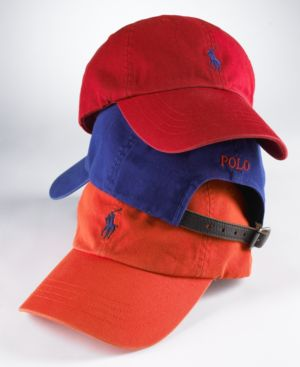 Polo Ralph Lauren Hat, Polo Player Baseball Cap