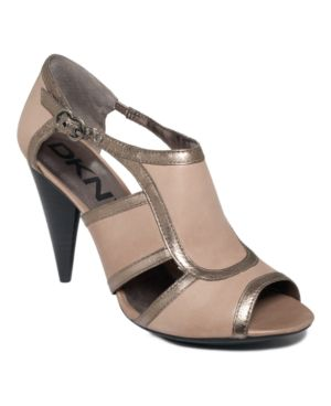DKNY Shoes, Milaan Sandals Women's Shoes