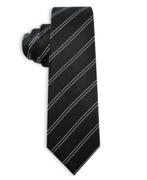Alfani RED Tie, 2 Inch Stripe