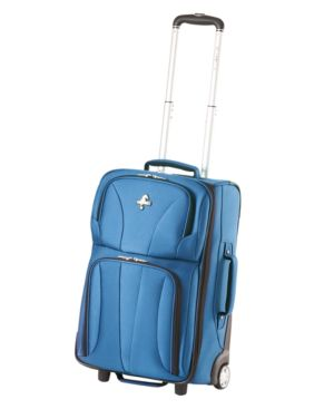 "Atlantic Suitcase, 22"" Ultra Carry-On Upright"