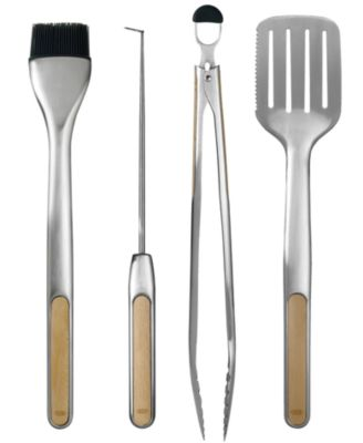 OXO Grill Tools, 4 Piece Set