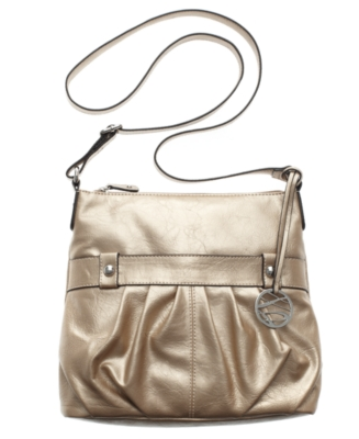 Style&co. Handbag, Smooth Crossbody Bag