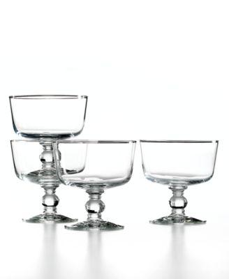 The Cellar Serveware, Set of 4 Dessert Bowls