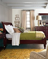 Macys Martha Stewart Cherry Penobscot Bedroom Furniture Bedroom ...