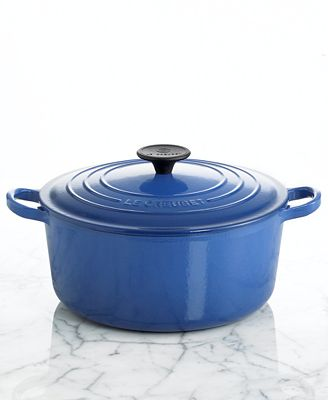 Le Creuset Enameled Cast Iron Round French Oven, 4.5 Qt.