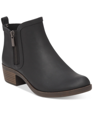 Lucky Brand Women's Basel Rain Booties Women's Shoes