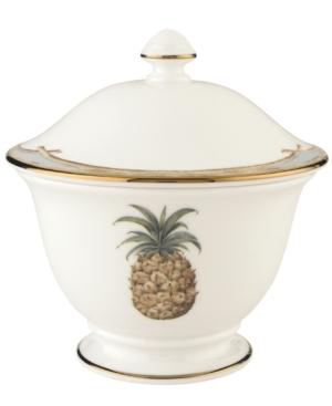 """Lenox """"British Colonial"""" Sugar Bowl"""