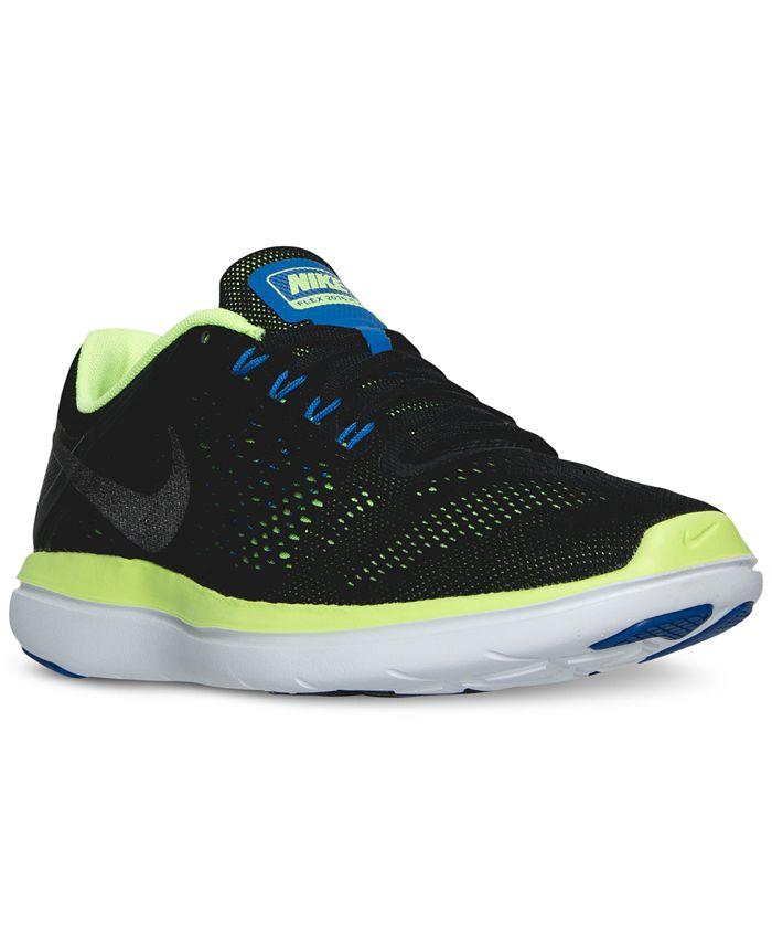 Nike - Men's Flex 2016 Running Sneakers from Finish Line