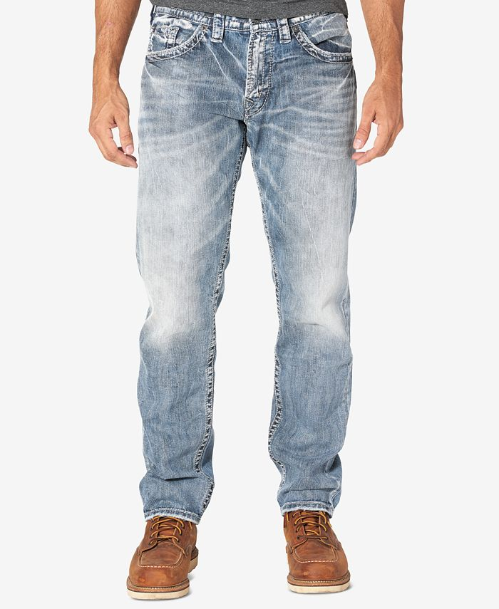 Silver Jeans Co. - Men's Eddie Jeans