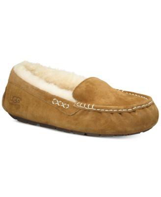 ugg moccasins on sale