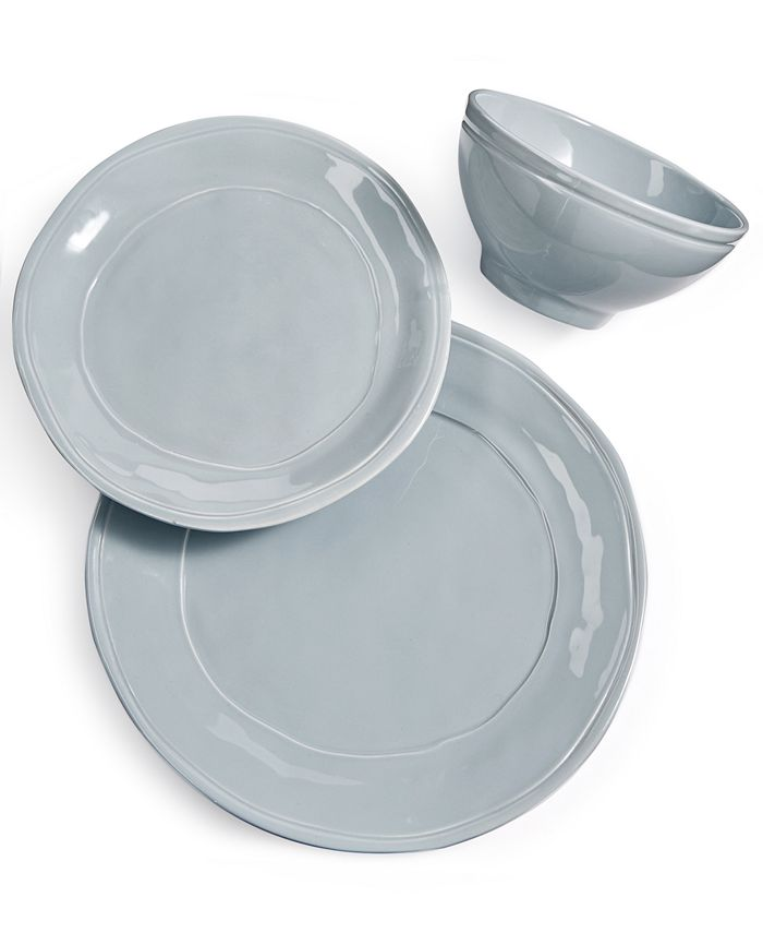 VIETRI - Fresh Collection 3-Piece Place Setting