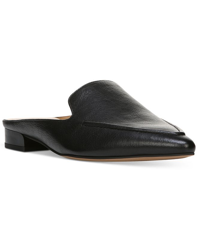 Franco Sarto Sela Pointed Toe Slip-On Loafer Mules