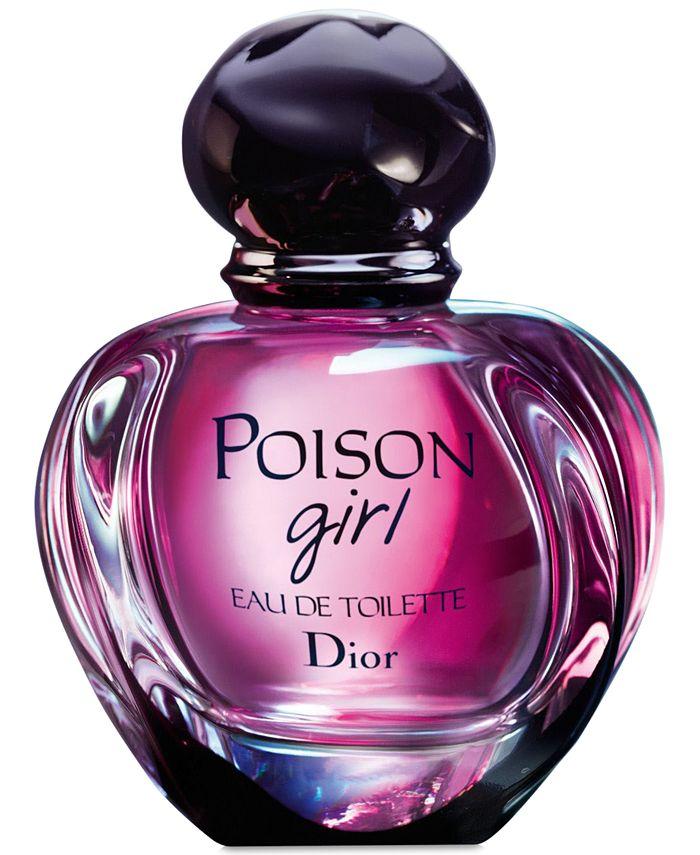 Dior - Poison Girl Eau de Toilette Spray, 1.7 oz