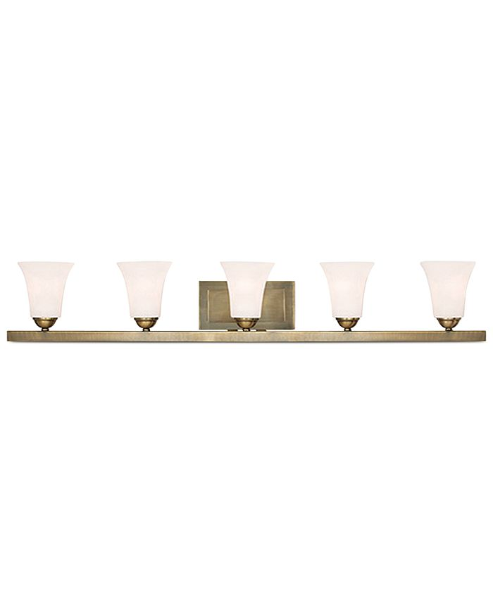 Livex - Ridgedale Metal 5-Light Vanity