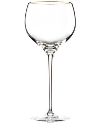 Lenox Stemware, Eternal Gold Signature Wine Glass