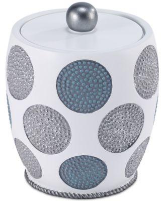Dotted Circle Jar