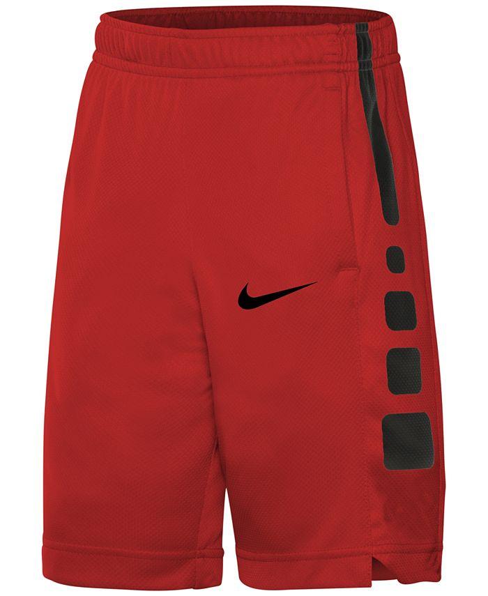 Nike - Elite Stripe Dri-FIT Shorts, Toddler & Little Boys (2T-7)