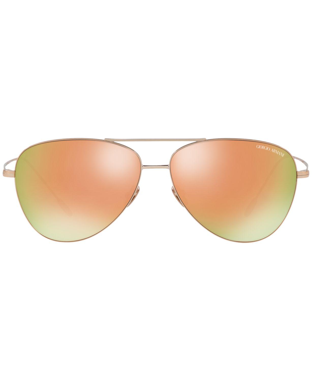 Giorgio Armani Sunglasses, AR6049 & Reviews - Sunglasses by Sunglass Hut - Men - Macy's