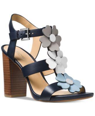 Michael Kors Kit Dress Sandals