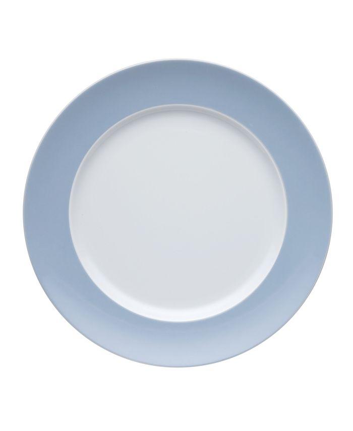 Rosenthal - Dinnerware, Sunny Day Blue Dinner Plate