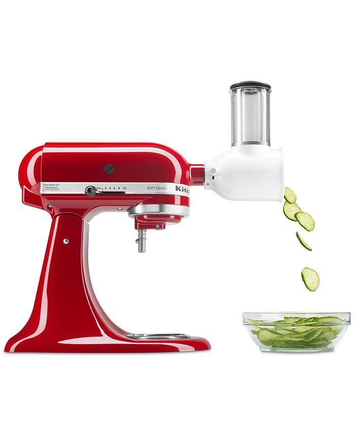 KitchenAid - KSMVSA Fresh Prep Slicer/Shredder Attachment