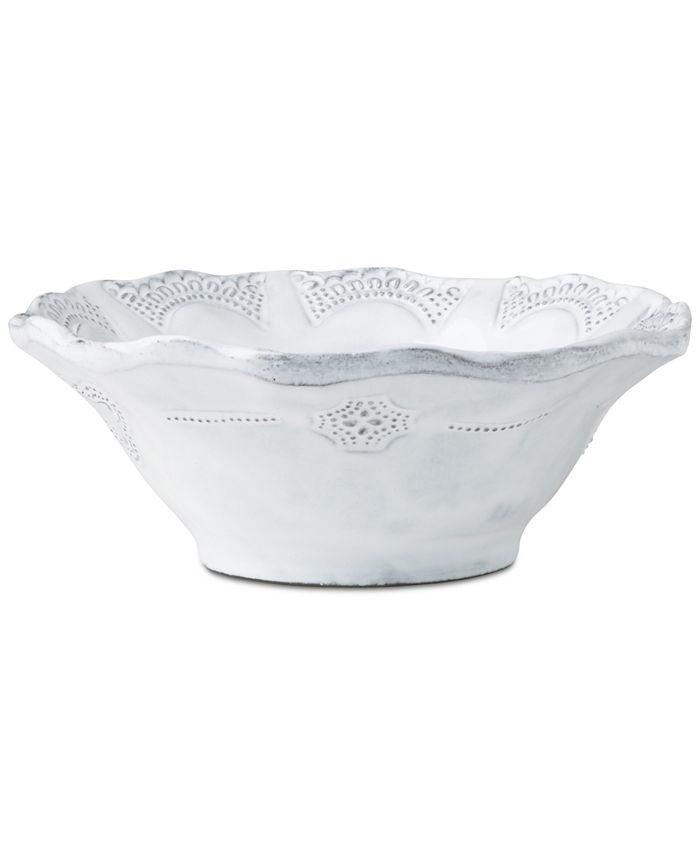 VIETRI - Incanto Lace Cereal Bowl