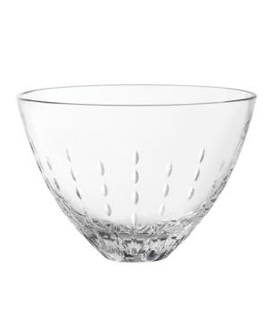 "Monique Lhuillier Crystal Bowl, 7"" Modern Love"