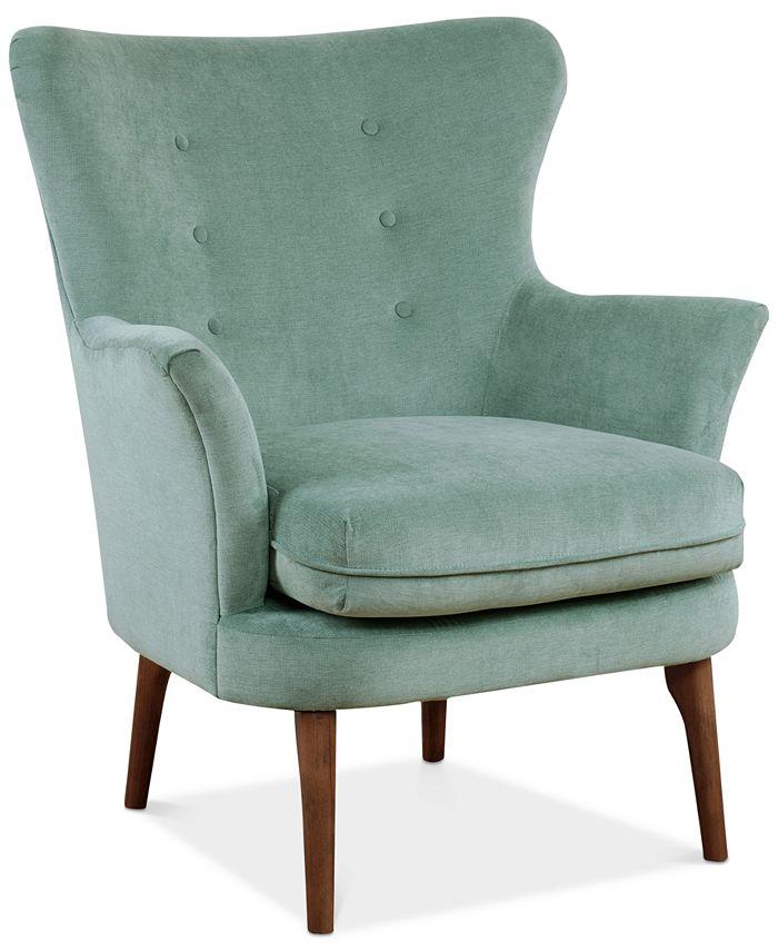 Furniture - Brady Accent Chair, Quick Ship