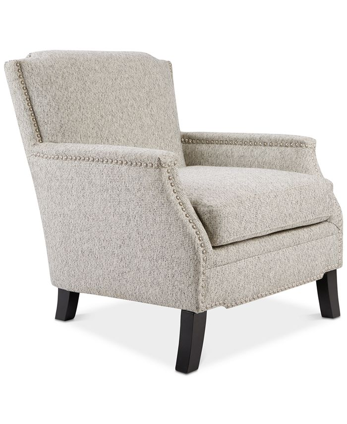 Furniture - Jacques Accent Chair, Quick Ship