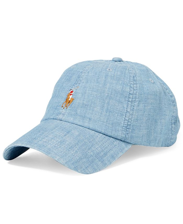 Polo Ralph Lauren - Men's Chambray Sports Cap