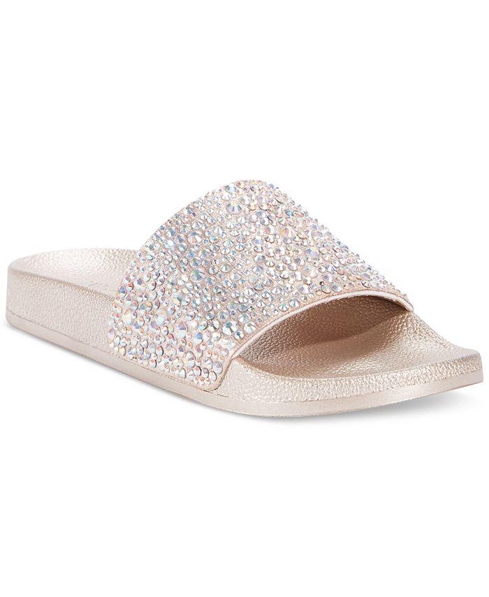 INC International Concepts - Women's Peymin Pool Slide Sandals