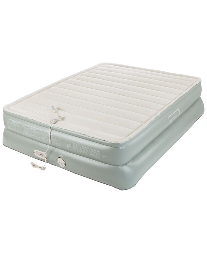 Aerobed - Premier 3-Layer Queen Air Mattress with Built-In Pump