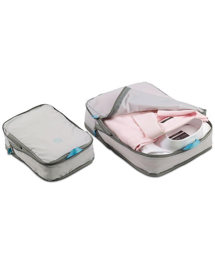 Go Travel - 2-Pc. Zip Cube Set