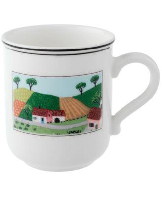 Villeroy & Boch Dinnerware, Design Naif Mug Countryside