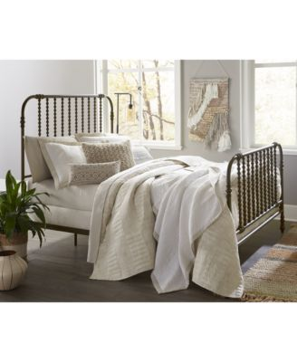 Athos Metal King Bed