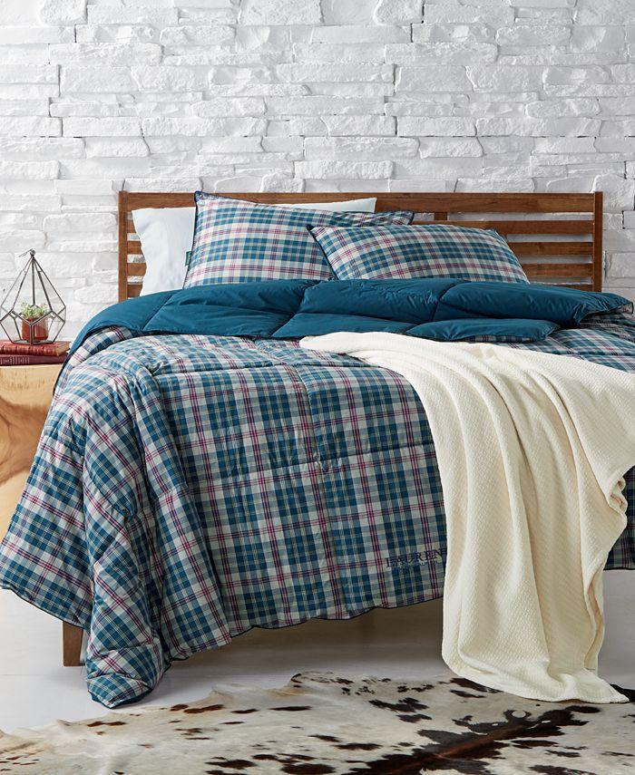 Lauren Ralph Lauren - Randolph Reversible Yarn-Dyed Plaid Down-Alternative King Comforter