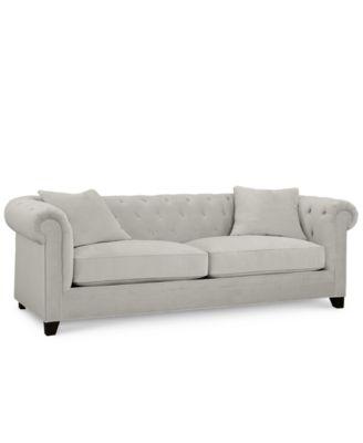 "Saybridge 92"" Fabric Sofa, Created for Macy's"