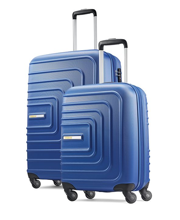 American Tourister CLOSEOUT! Xpressions Hardside Spinner Luggage Collection, Created for Macy's